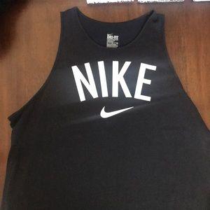 Nike's women muscle tee
